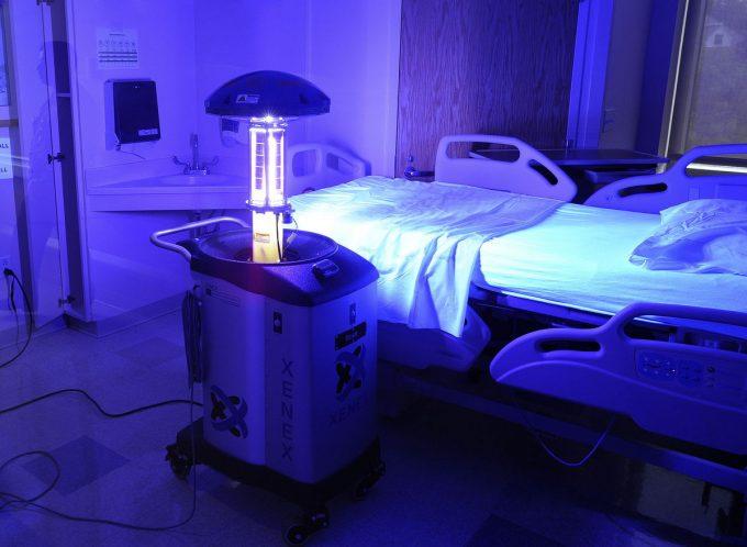 UV-Light-Corona-Virus